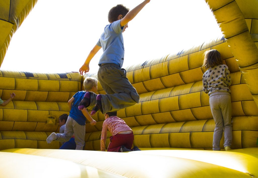 best bouncy house rentals michigan
